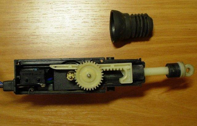 ВАЗ 2110: Центральный замок устройство и принцип работы - всё о ремонте Лада
