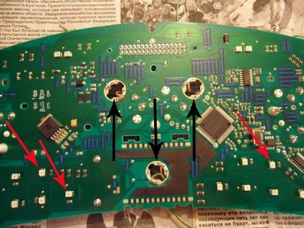 Как снять приборную панель на Ладе Приора: фото - всё о ремонте Лада