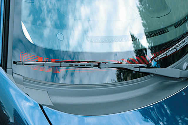 Обогрев лобового стекла на Ладе Веста: как работает и как включить - всё о ремонте Лада
