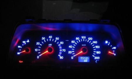 Накладка на панель приборов ВАЗ 2110: виды моделей - всё о ремонте Лада