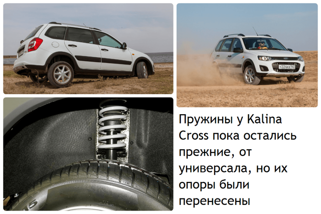 Обзор Лада Калина Кросс (lada kalina cross): характеристики, комплектация - всё о ремонте Лада