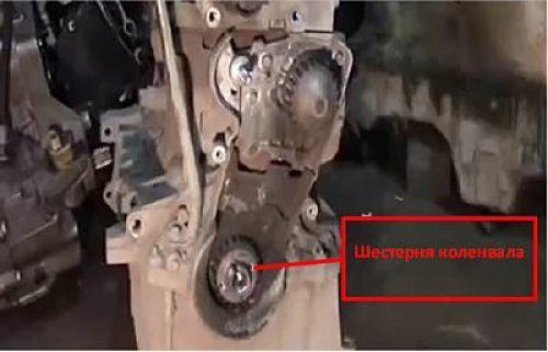 Выдавило сальник коленвала – причины и правильный уход помпы распредвала и коленвала - всё о ремонте Лада