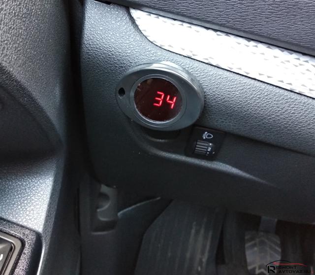 Как проверить датчик температуры охлаждающей жидкости на Ладе Веста: фото - всё о ремонте Лада