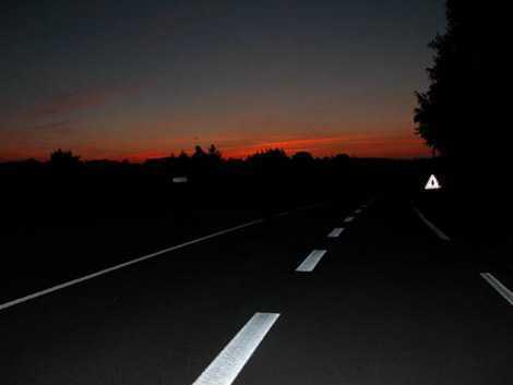 Движение в ночное время суток - всё о ремонте Лада