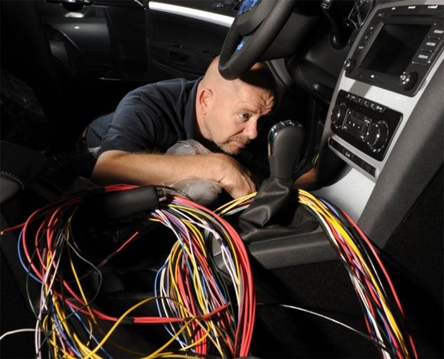 Автосигнализация. Типы и способы монтажа - всё о ремонте Лада