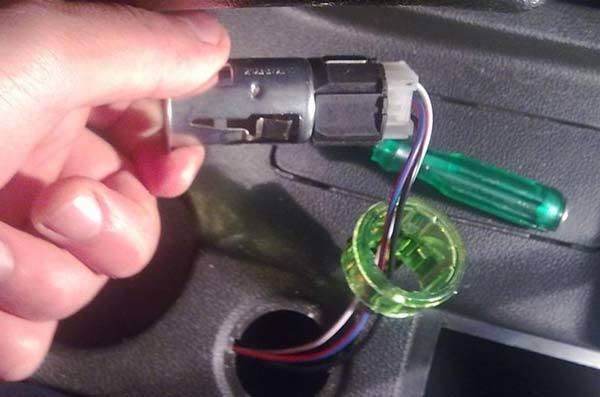 Замена прикуривателя на розетку на Ладе Гранта: фото - всё о ремонте Лада