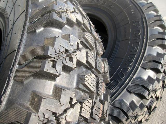 Резина на Ниву от дорожной до экстремальной - всё о ремонте Лада