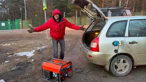 Русские электромобили Лада Эллада - всё о ремонте Лада