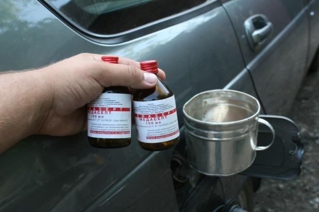 Как удалить воду из бензобака - всё о ремонте Лада