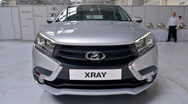 «Лада ИксРэй» вдохновила китайцев на создание похожего автомобиля landwind x2 - всё о ремонте Лада