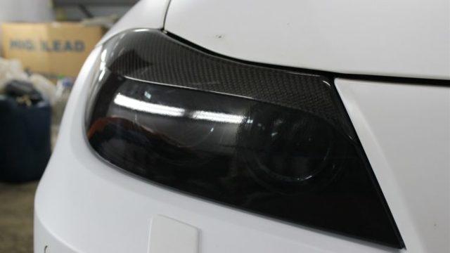 Тонировка фар и задних фонарей: штраф или нет? - всё о ремонте Лада