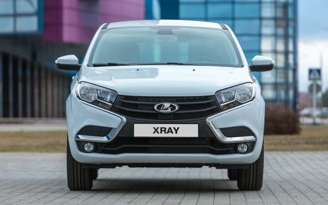 lada xray в Европу поставляться не будет - всё о ремонте Лада