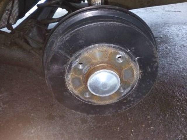 Задние дисковые тормоза для универсала vesta - всё о ремонте Лада