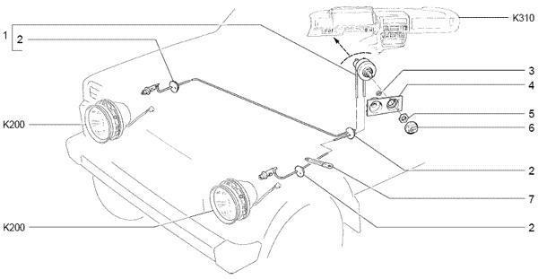 Профилактика блок-фар автомобиля - всё о ремонте Лада
