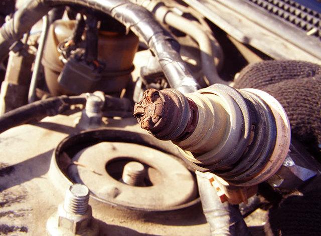 Диагностика топливных форсунок - всё о ремонте Лада