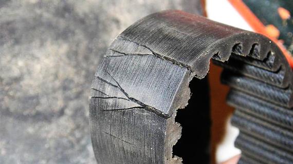 Как проверить ремень ГРМ – определение состояния ремня и натяжного ролика: фото - всё о ремонте Лада