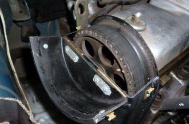 Диагностика сцепления и заднего сальника коленвала - всё о ремонте Лада