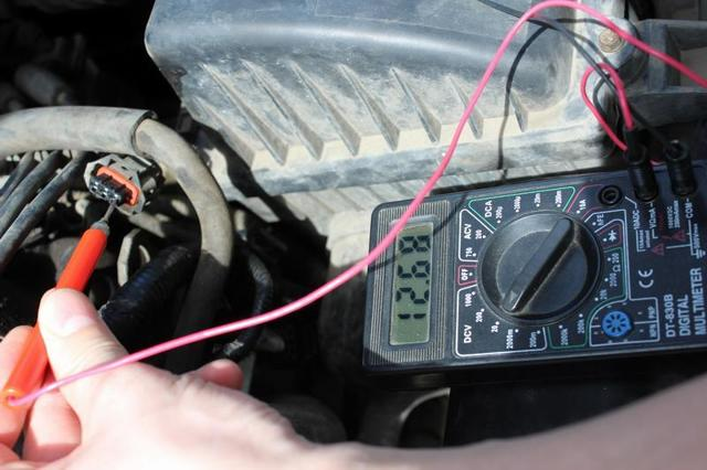 Как проверить датчик Холла мультиметром (тестером) или осциллографом - всё о ремонте Лада