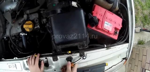 Профилактика датчика скорости - всё о ремонте Лада