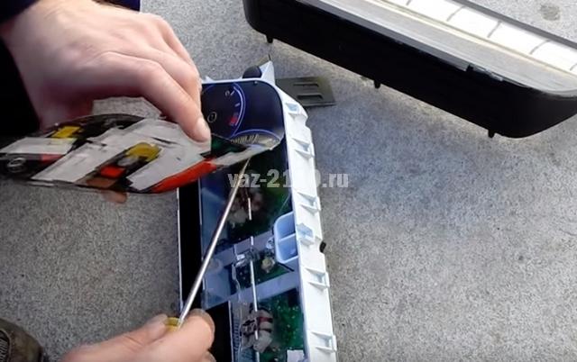 Тюнинг салона ВАЗ 2110 своими руками: фото - всё о ремонте Лада