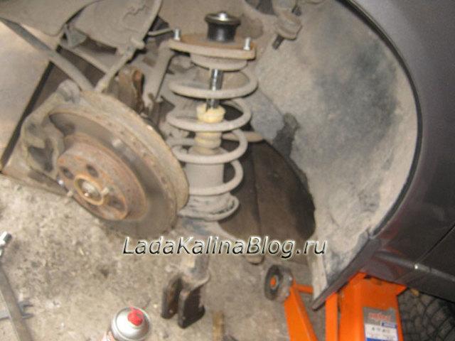 Когда менять опорные подшипники на Калине и нужно ли это делать - всё о ремонте Лада