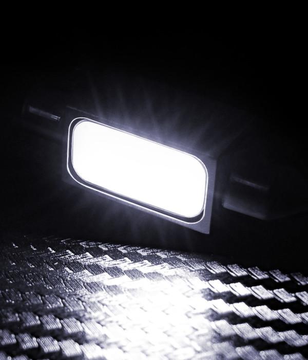 Дополнительное освещение салона Лады Гранта - всё о ремонте Лада