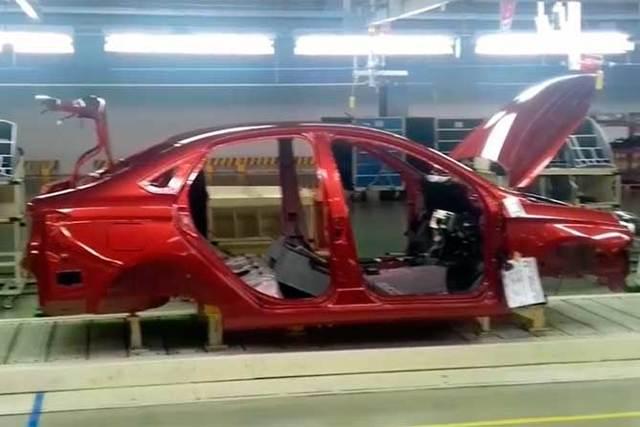 Приостановка работы конвейера «АвтоВАЗа» - всё о ремонте Лада