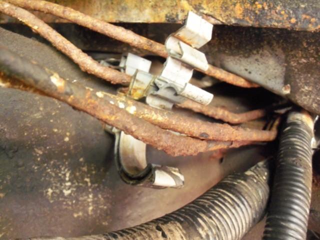 Как часто требуется замена переднего тормозного шланга - всё о ремонте Лада
