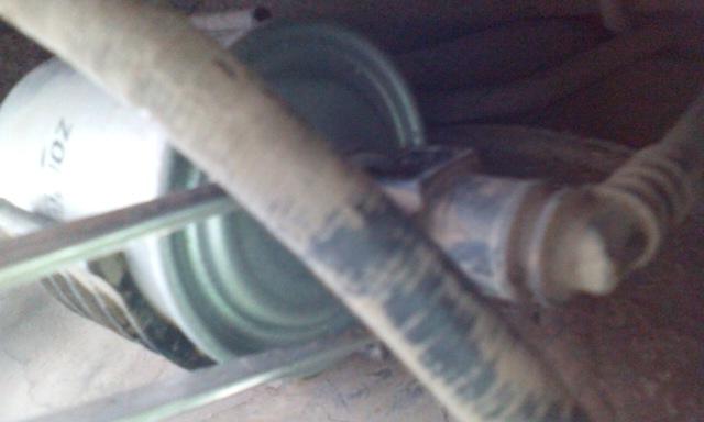 Как реже менять топливный фильтр - всё о ремонте Лада