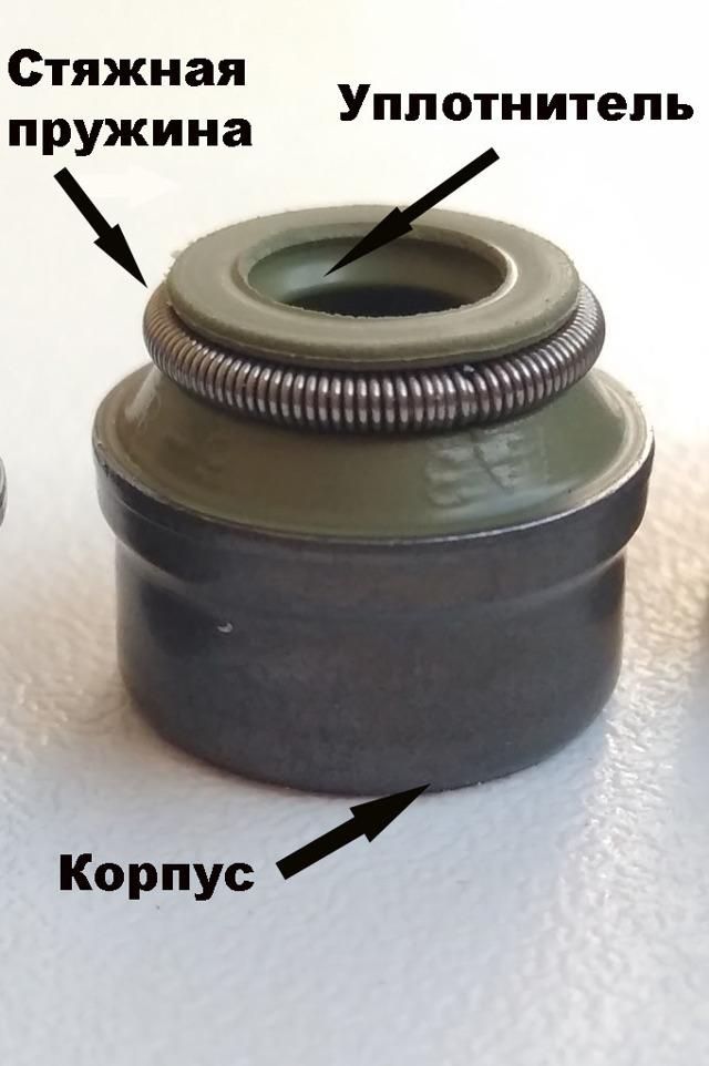 Оправка для замены маслосъемных колпачков. Чертеж - всё о ремонте Лада