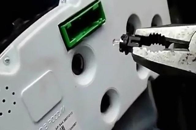 Диагностика ламп приборной панели - всё о ремонте Лада