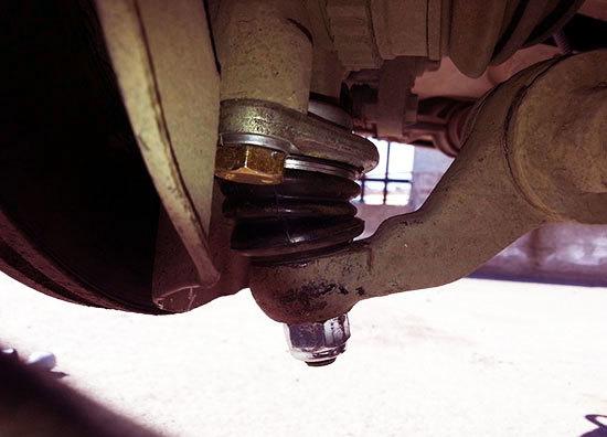 Как проверить шаровую опору – диагностика неисправностей на автомобиле ВАЗ - всё о ремонте Лада