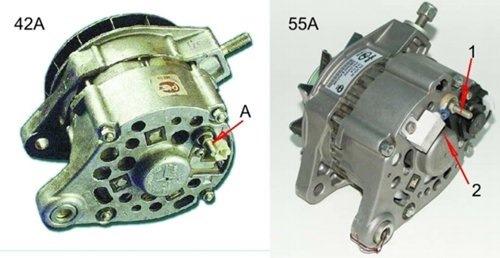 Замена генератора ВАЗ 2106 на генератор ВАЗ 2108 - всё о ремонте Лада