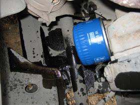 Проверка уровня масла в КПП Калины - всё о ремонте Лада