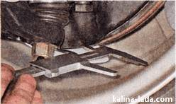 Как проверить амортизатор на работоспособность у Лады Калины - всё о ремонте Лада
