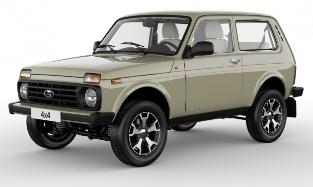 Юбилейная серия автомобилей lada 4×4 - всё о ремонте Лада