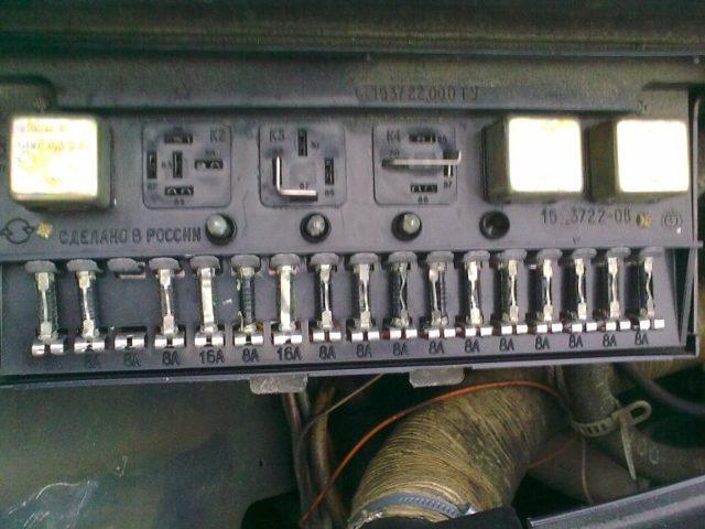 Тюнинг блока предохранителей ВАЗ 2105 - всё о ремонте Лада