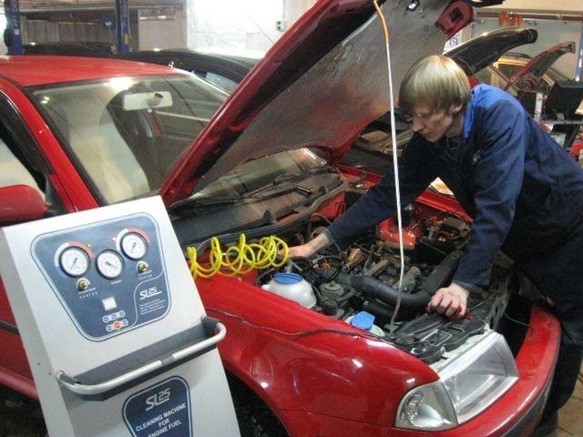 Диагностика инжектора ВАЗ - всё о ремонте Лада