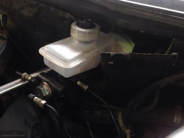 Как избежать «лишней» прокачки тормозной системы - всё о ремонте Лада