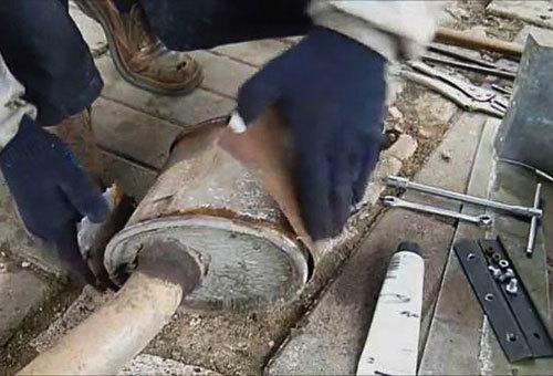 Проверка глушителя - всё о ремонте Лада