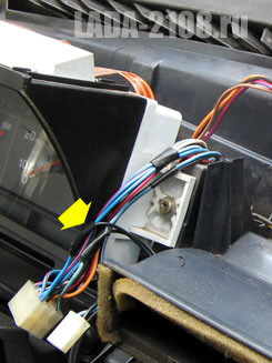 Ставим сигнализацию на ВАЗ 21099 - всё о ремонте Лада