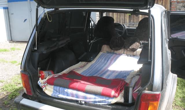 Профилактика амортизаторов багажника - всё о ремонте Лада