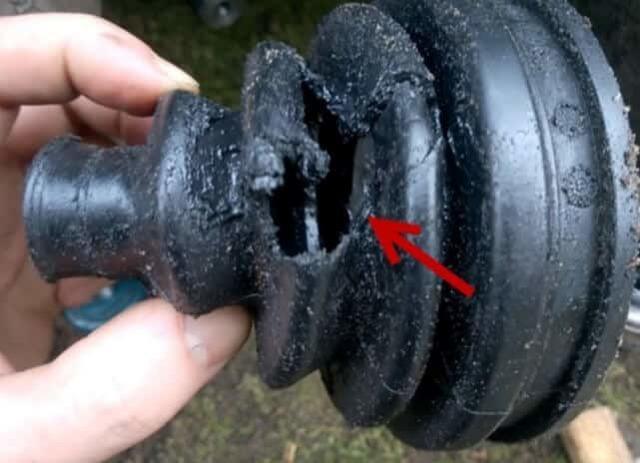 Профилактика ШРУСа и его пыльника - всё о ремонте Лада