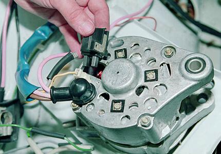 Диагностика генератора - всё о ремонте Лада