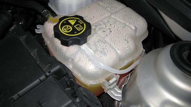 Как избежать частой замены охлаждающей жидкости - всё о ремонте Лада