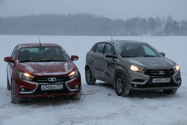 Позиции на российском рынке lada vesta и xray - всё о ремонте Лада