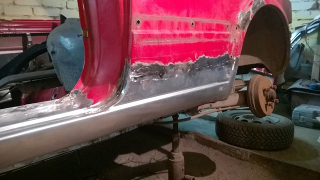 Купил volkswagen golf 2 под ремонт  - всё о ремонте Лада