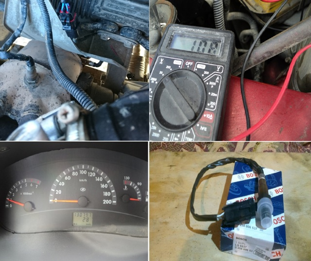Профилактика датчика кислорода Лямбда-Зонда - всё о ремонте Лада