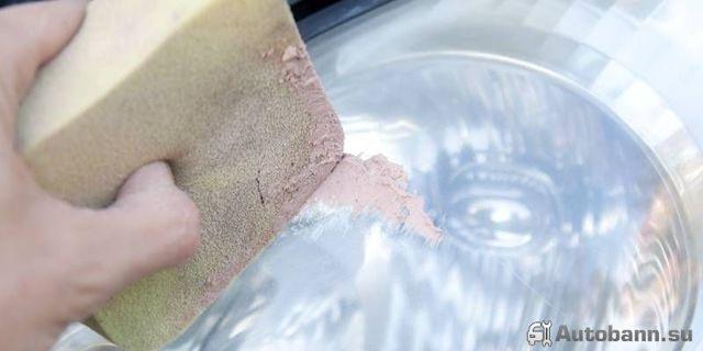 Полировка фар своими руками в домашних условиях: фото - всё о ремонте Лада