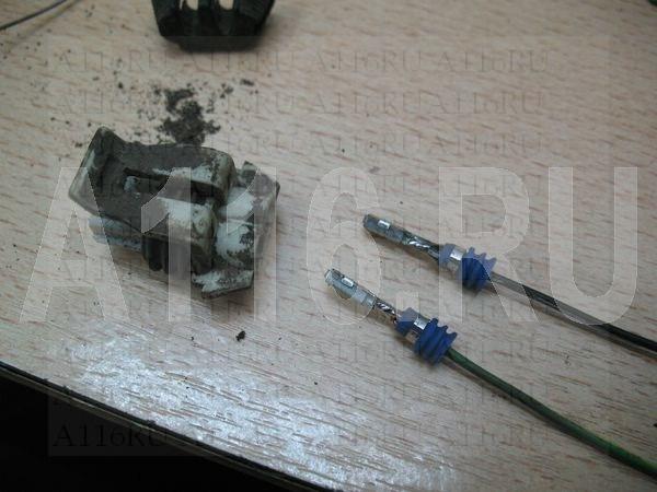 Профилактика датчика положения коленчатого вала - всё о ремонте Лада